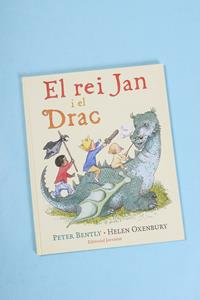 El rei Jan i el Drac | 978-84-261-3833-0 | Peter Bently
